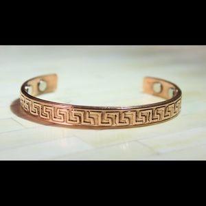 Copper Bracelet MEN WOMEN with magnetd